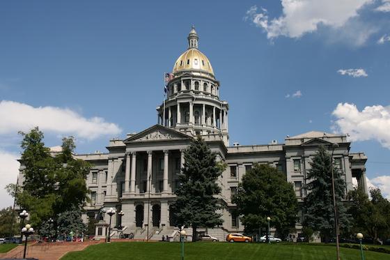 Colorado State Capitol Denver. Photo Wikipedia.